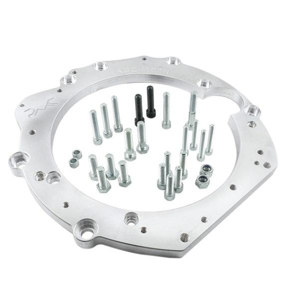 Adapter skrzyni biegów AUDI 4.2 V8 ABZ - BMW M57N / M57N2 GS6-53DZ E90 330D E60 530D Diesel HGD HGU JGA - GRUBYGARAGE - Sklep Tuningowy